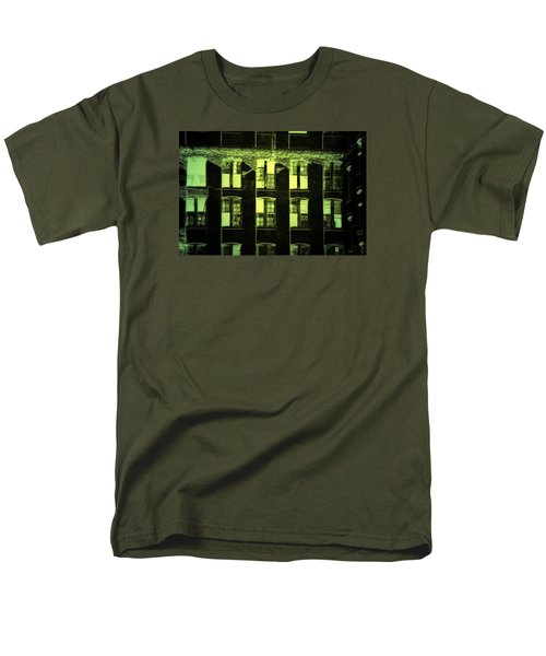 Green Light Men's T-Shirt  (Regular Fit)