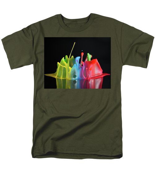 Men's T-Shirt  (Regular Fit) featuring the photograph Happy Birthday by William Lee