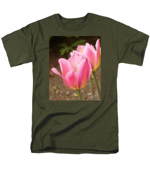 Happy Together Men's T-Shirt  (Regular Fit) by Lingfai Leung