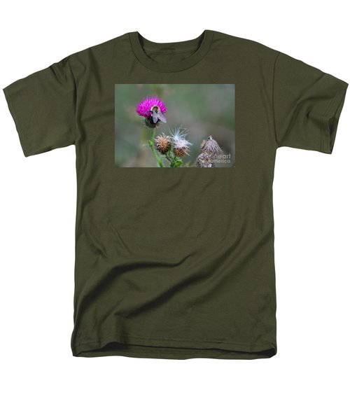 Harmony Men's T-Shirt  (Regular Fit) by Cindy Manero