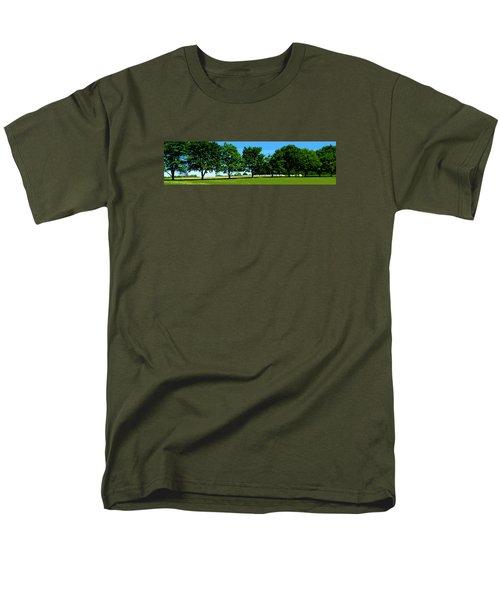 Hay Harvest Men's T-Shirt  (Regular Fit) by Spyder Webb