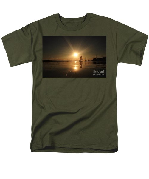 Heading Home Men's T-Shirt  (Regular Fit) by Rod Jellison
