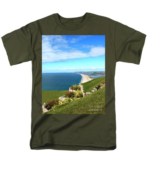 Heights Of Fortune Men's T-Shirt  (Regular Fit) by Baggieoldboy