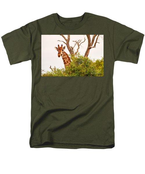 Hello Men's T-Shirt  (Regular Fit) by Juergen Klust