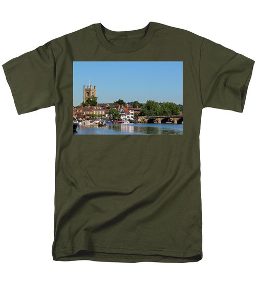 Henley On Thames Men's T-Shirt  (Regular Fit) by Ken Brannen