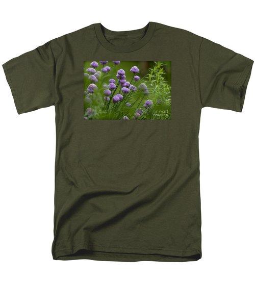Herb Garden. Men's T-Shirt  (Regular Fit) by Clare Bambers