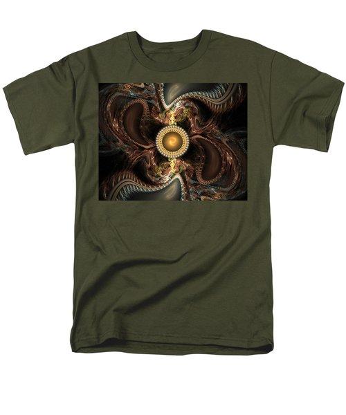 Hidden Men's T-Shirt  (Regular Fit) by Ester Rogers