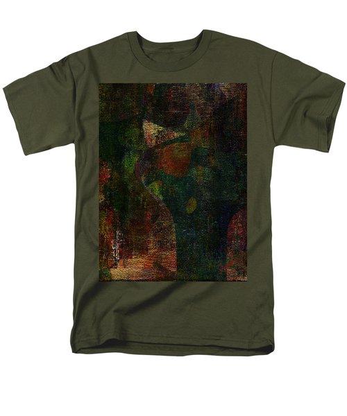 Hidden Men's T-Shirt  (Regular Fit) by The Art Of JudiLynn