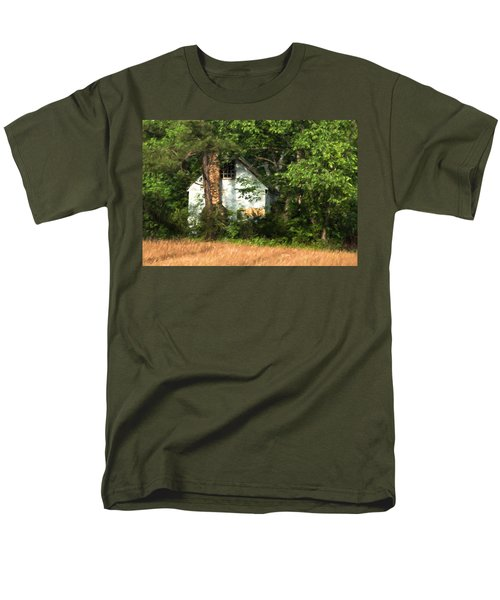 Hide And Seek Men's T-Shirt  (Regular Fit) by Kathleen Scanlan