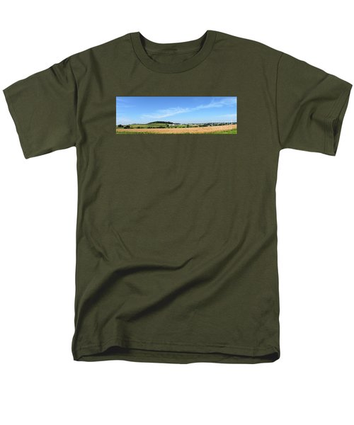 Men's T-Shirt  (Regular Fit) featuring the photograph Holmes County Ohio by Gena Weiser