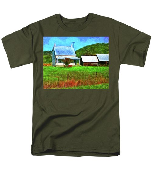 Homestead Men's T-Shirt  (Regular Fit)