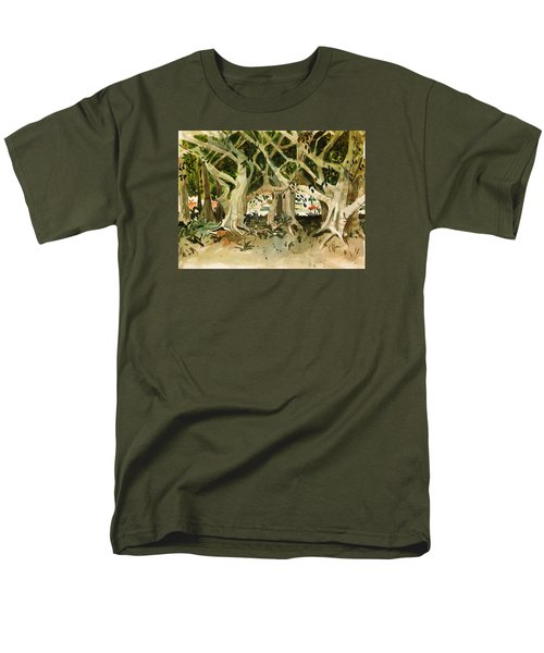 Howley's Banyans Men's T-Shirt  (Regular Fit)