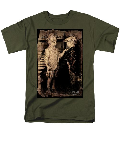 Men's T-Shirt  (Regular Fit) featuring the photograph I Approve by Al Bourassa