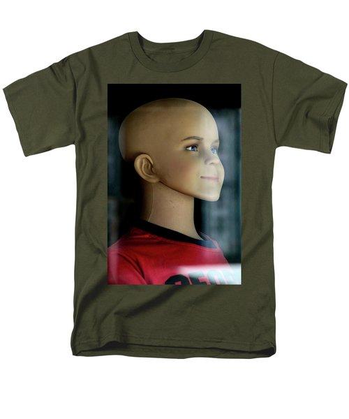 I Did It Men's T-Shirt  (Regular Fit)