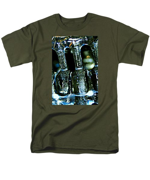 Ice Formation 02 Men's T-Shirt  (Regular Fit)