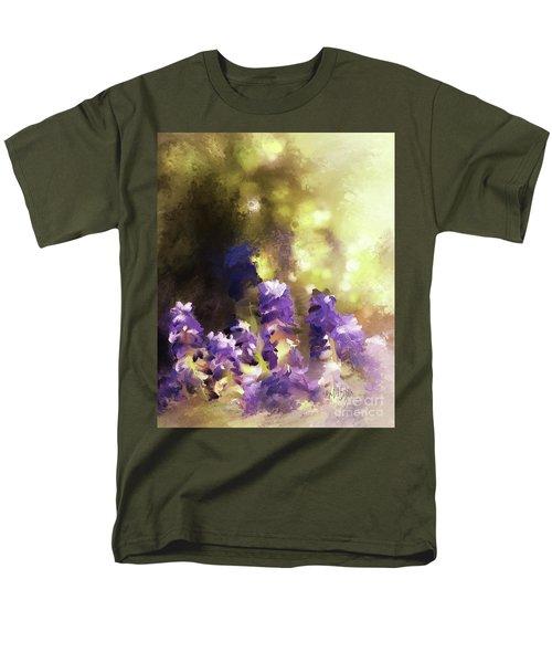 Impressions Of Muscari Men's T-Shirt  (Regular Fit) by Lois Bryan