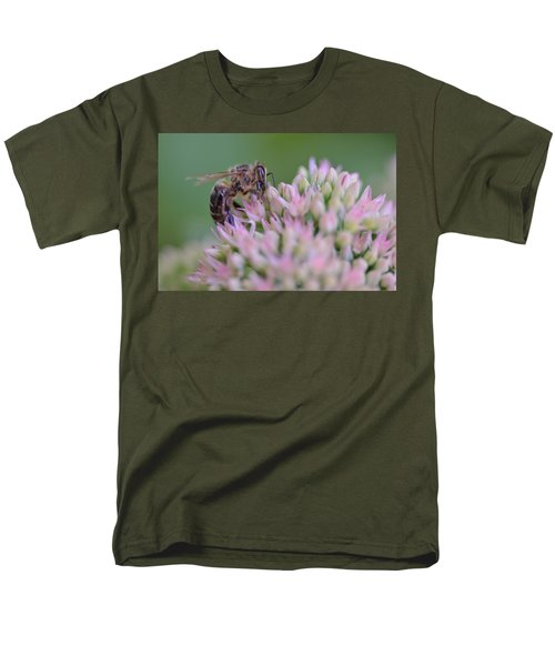 In Search Of Nectar Men's T-Shirt  (Regular Fit) by Janet Rockburn