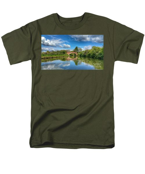 In The Dream Men's T-Shirt  (Regular Fit) by Isabella F Abbie Shores FRSA