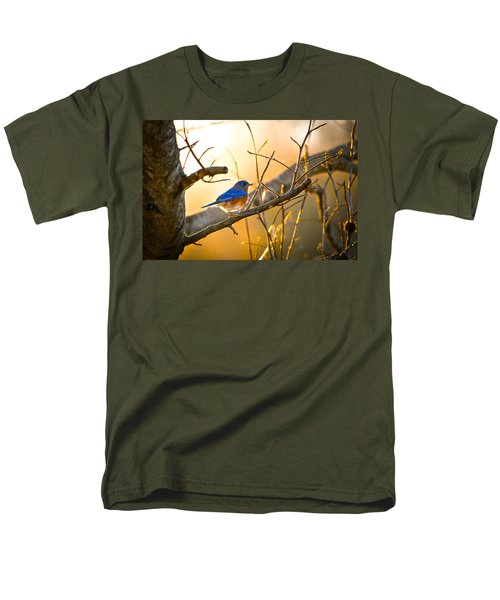 In The Light Men's T-Shirt  (Regular Fit) by Shelby  Young