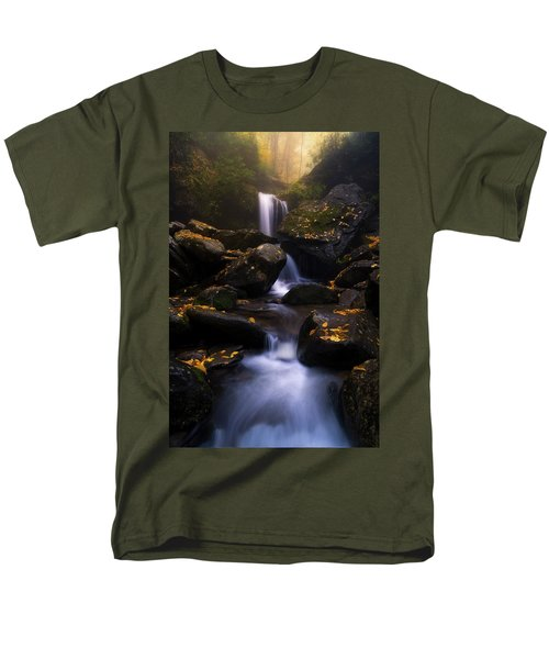 In The Mist Men's T-Shirt  (Regular Fit) by Bjorn Burton