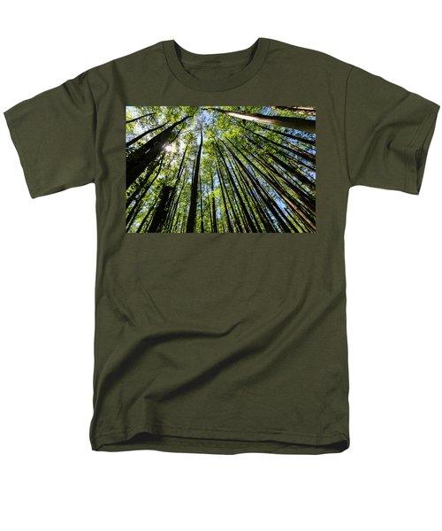 In The Swamp Men's T-Shirt  (Regular Fit) by Menachem Ganon
