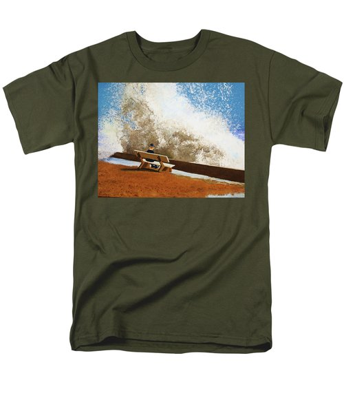 Incoming Men's T-Shirt  (Regular Fit) by Thomas Blood