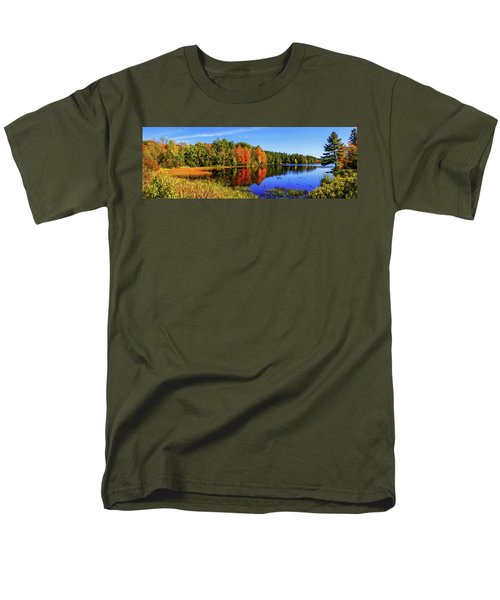 Men's T-Shirt  (Regular Fit) featuring the photograph Incredible Pano by Chad Dutson