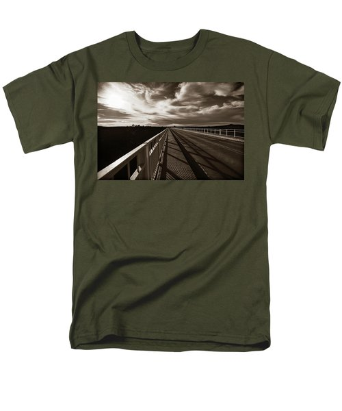 Men's T-Shirt  (Regular Fit) featuring the photograph Infinity by Marilyn Hunt