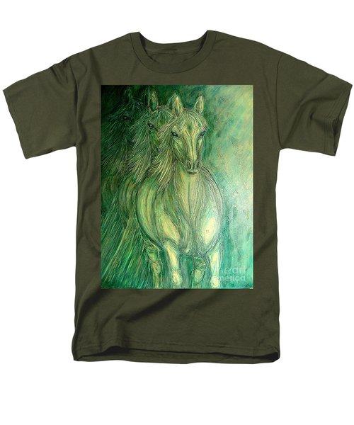 Inner Spirit Men's T-Shirt  (Regular Fit) by Kim Jones