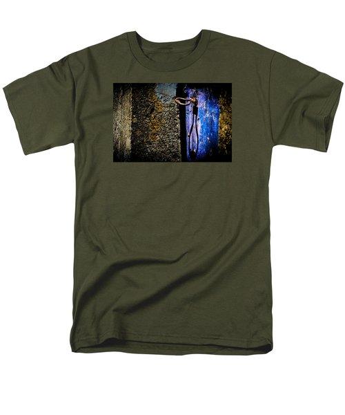 Inside Men's T-Shirt  (Regular Fit) by Edgar Laureano