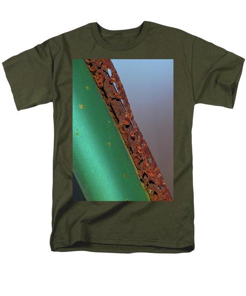 Men's T-Shirt  (Regular Fit) featuring the photograph International Green by Susan Capuano