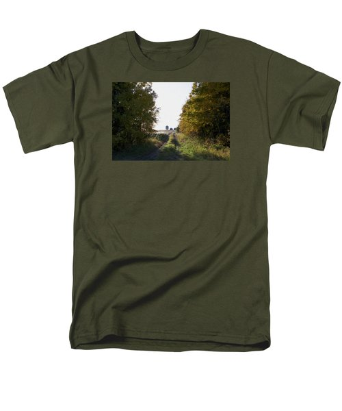 Into The Fields Men's T-Shirt  (Regular Fit) by Ellery Russell