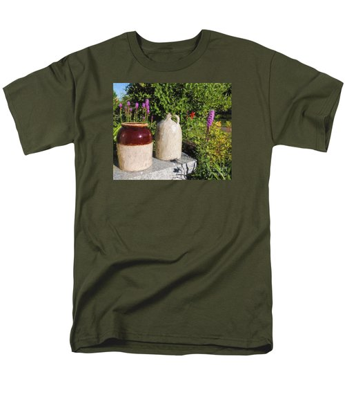 Men's T-Shirt  (Regular Fit) featuring the photograph It's A Crock by Mim White