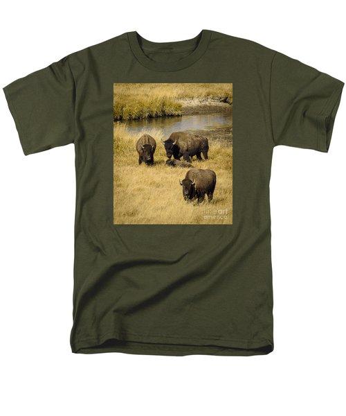 It's A Family Affair Men's T-Shirt  (Regular Fit)