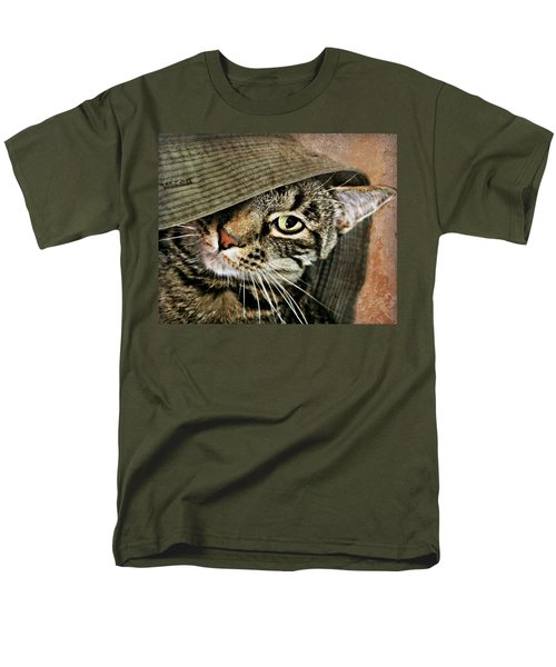 It's All About Me Men's T-Shirt  (Regular Fit) by Kathy M Krause