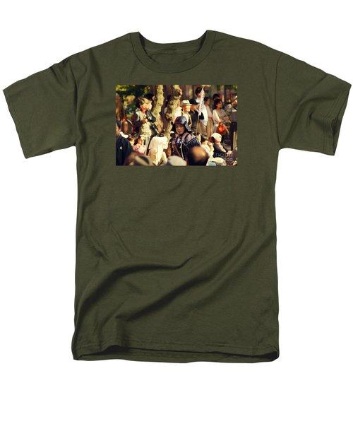Men's T-Shirt  (Regular Fit) featuring the photograph Jidai Matsuri Xiii by Cassandra Buckley