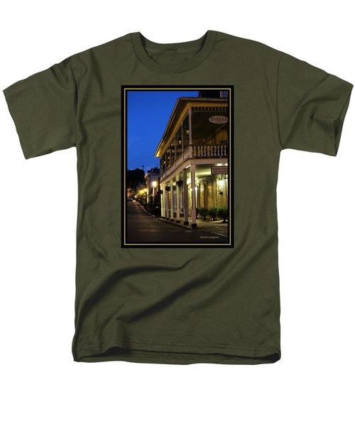 Jonesborough Tennessee 12 Men's T-Shirt  (Regular Fit) by Steven Lebron Langston
