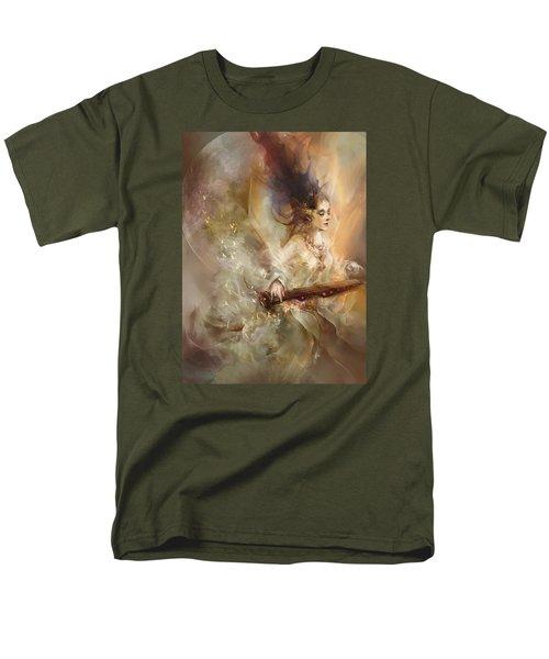 Joyment Men's T-Shirt  (Regular Fit) by Te Hu