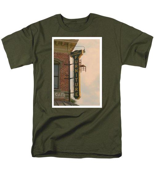 Juan's Furniture Store Men's T-Shirt  (Regular Fit) by Robert Youmans