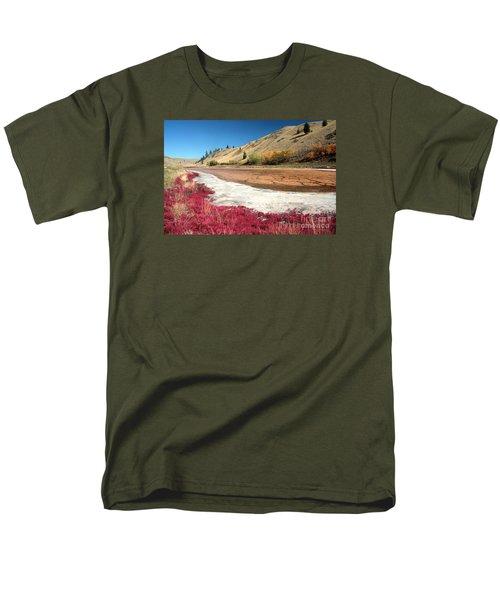 Kamloops Autumn Men's T-Shirt  (Regular Fit)