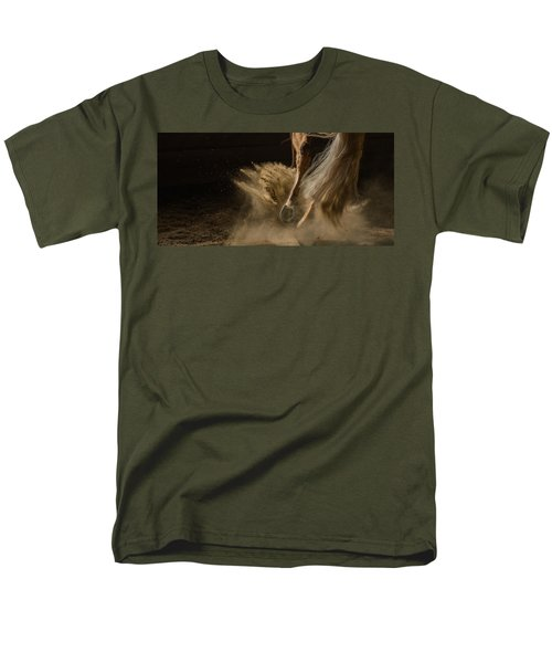 Kicking Up Your Heels Men's T-Shirt  (Regular Fit)