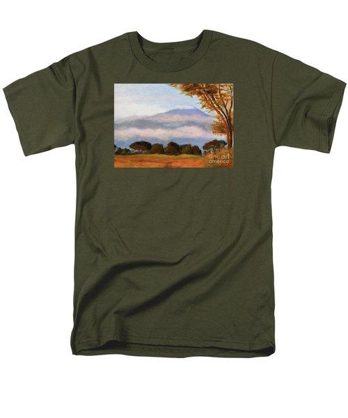 Kilamigero Men's T-Shirt  (Regular Fit)