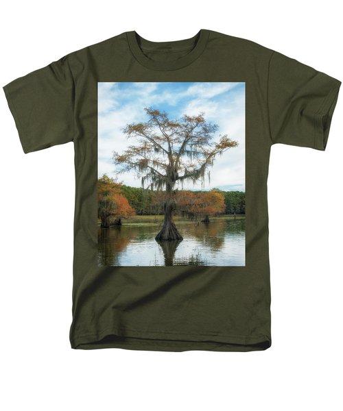 King Cypress Men's T-Shirt  (Regular Fit)