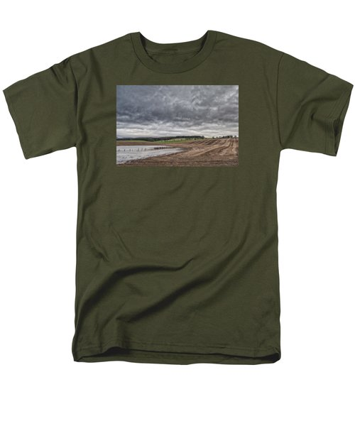 Kingdom Of Fife Men's T-Shirt  (Regular Fit) by Jeremy Lavender Photography