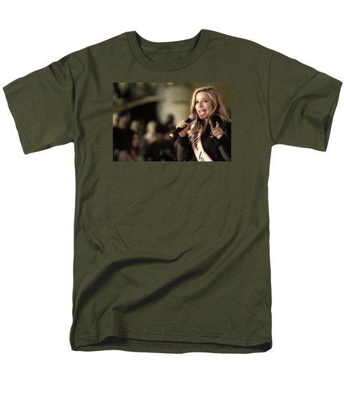 Kira Kazantsev Men's T-Shirt  (Regular Fit) by John Swartz