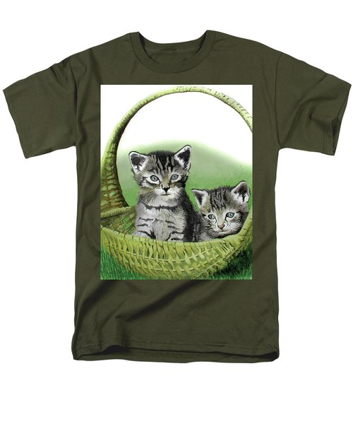 Kitty Caddy Men's T-Shirt  (Regular Fit) by Ferrel Cordle