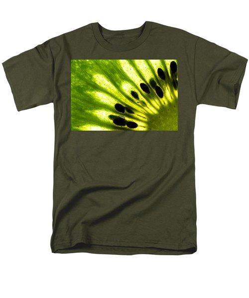 Kiwi Men's T-Shirt  (Regular Fit) by Gert Lavsen