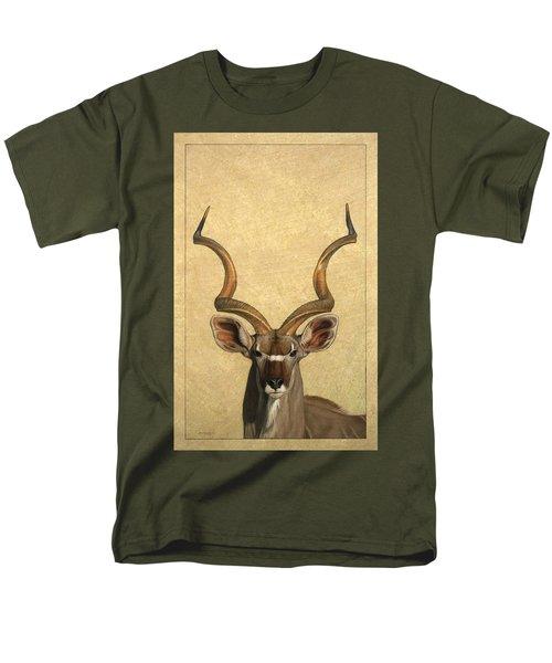 Kudu Men's T-Shirt  (Regular Fit)