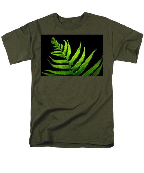 Lady Green Men's T-Shirt  (Regular Fit)