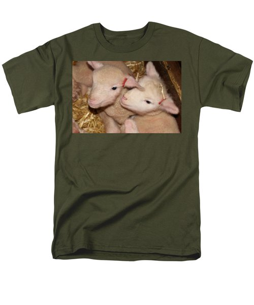Men's T-Shirt  (Regular Fit) featuring the photograph Being Quiet by Katie Wing Vigil